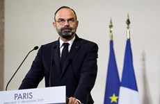 Thủ tướng Pháp cương quyết thúc đẩy kế hoạch cải cách hưu trí