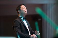 Nhạc trưởng tài ba Lê Phi Phi chỉ huy đêm nhạc mừng năm mới 2020