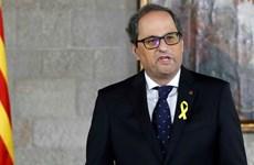 Tây Ban Nha: Quyền Thủ tướng Sanchez đồng ý gặp Thủ hiến Catalonia