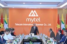 Thủ tướng thăm một số cơ sở đầu tư của doanh nghiệp Việt tại Myanmar