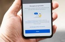 Google triển khai giao thức nhắn tin giống như iMessages trên Android