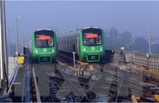 Đường sắt đô thị Cát Linh-Hà Đông đang nghiệm thu từng phần