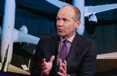 Tập đoàn Boeing bổ nhiệm CEO mới để khôi phục lòng tin