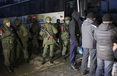 Các bên tại Ukraine nhất trí thỏa thuận mới về trao đổi tù nhân