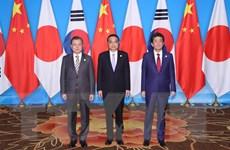 Lãnh đạo Trung Quốc, Hàn Quốc, Nhật Bản hội đàm 3 bên