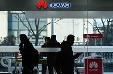 """Huawei: """"Công ty nào ở Trung Quốc cũng nhận được hỗ trợ từ Chính phủ"""""""