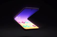 Samsung sẽ trình làng mẫu điện thoại màn hình gập mới vào tháng 2/2020