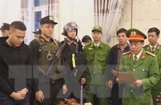 Quảng Bình bắt giữ nhiều đối tượng liên quan đến cho vay nặng lãi