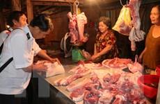 Bình ổn giá, đảm bảo nguồn cung thịt lợn tại khu vực phía Nam
