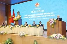Phát biểu của Tổng Bí thư tại Hội nghị Chính phủ với các địa phương