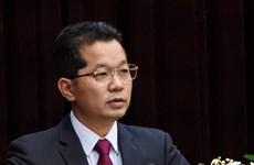 Ông Nguyễn Văn Quảng giữ chức Phó Bí thư Thường trực Thành ủy Đà Nẵng