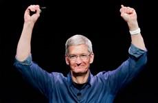 Bốn công ty công nghệ lớn nhất hiện nay có giá trị hơn 4.000 tỷ USD
