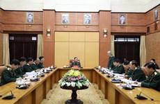 Chuẩn bị tốt cho các hội nghị quốc phòng-quân sự ASEAN 2020