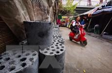 [Photo] Từ năm 2021, Hà Nội sẽ loại bỏ sử dụng than tổ ong