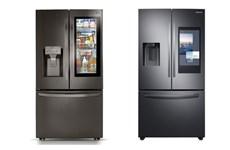 """CES 2020: """"Cuộc chiến"""" tủ lạnh hỗ trợ AI giữa Samsung và LG"""