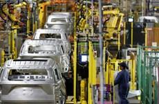 Hoạt động của ngành chế tạo Mỹ giảm mạnh nhất hơn 1 thập kỷ