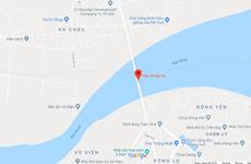 Cứu nạn 7 thuyền viên trong vụ đắm tàu chở hàng trên sông Hồng