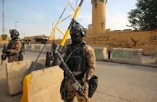 Vùng Xanh tại Iraq bị tên lửa tấn công, tên lửa rơi sát Đại Sứ quán Mỹ