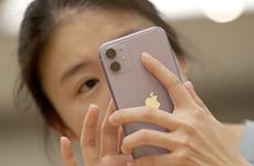 iPhone 11 giúp Apple tăng trưởng doanh số mạnh mẽ ở Trung Quốc
