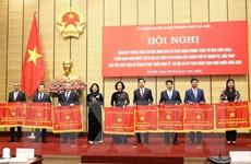 Phó Chủ tịch nước: Hà Nội đã thực hiện tốt các phong trào thi đua