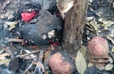 Tây Ninh: Phát hiện 9 bộ xương cốt cất giấu dưới ao và trong nhà
