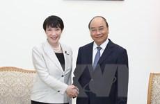 Nhật Bản sẵn sàng hợp tác với Việt Nam trong triển khai mạng 5G