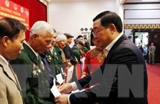 Phó Thủ tướng Vương Đình Huệ thăm, chúc Tết đồng bào dân tộc Yên Bái