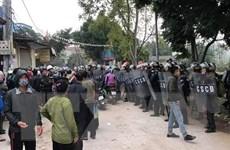 Diễn biến vụ gây rối trật tự, chống người thi hành công vụ ở Đồng Tâm