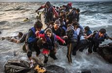 Chìm thuyền ngoài khơi Thổ Nhĩ Kỳ, 11 người di cư thiệt mạng