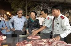 TP.HCM nỗ lực đảm bảo an toàn thực phẩm dịp Tết Nguyên đán