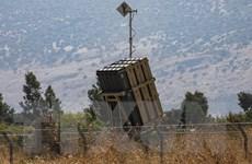 Israel hoàn tất thử nghiệm hệ thống phòng thủ tên lửa Vòm Sắt cải tiến