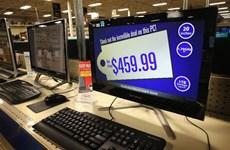 Thị trường máy tính PC toàn cầu tăng trưởng lần đầu tiên sau 8 năm