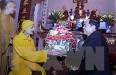 Giáo hội Phật giáo luôn đồng hành cùng sự phát triển của dân tộc