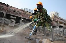 'Cần rút kinh nghiệm trong công tác xử lý sự cố hóa chất'