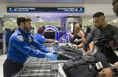 Mỹ phát hiện lượng súng kỷ lục tại các trạm kiểm soát sân bay