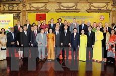 Thành phố Hồ Chí Minh gặp mặt các cơ quan đại diện nước ngoài
