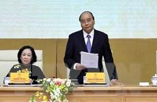Thủ tướng gặp mặt đại diện tổ chức chính trị-xã hội và hội quần chúng