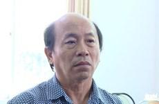 Bắt cựu Tổng Giám đốc Công ty Cổ phần Du lịch Bà Rịa-Vũng Tàu