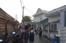 Cháy lớn khiến 5 người trong một gia đình chết thương tâm