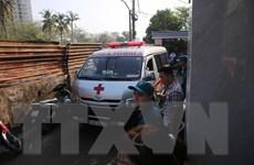 Thành phố Hồ Chí Minh: Cháy lớn khiến 5 người trong gia đình bị chết