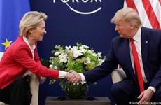 Chủ tịch EC lạc quan về Mỹ-EU đạt thỏa thuận thương mại