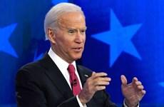 Bầu cử Mỹ 2020: Ông Joe Biden vẫn dẫn đầu cuộc đua ở Đảng Dân chủ