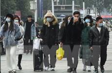 Bộ Ngoại giao khuyến cáo công dân về bệnh viêm phổi cấp ở Trung Quốc