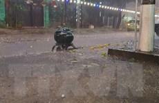 Hơn 12.000 ngôi nhà ở 6 tỉnh miền Bắc bị hư hại do mưa đá và dông lốc