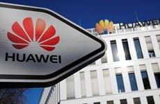 Anh phê chuẩn việc sử dụng hạn chế thiết bị của Huawei cho mạng 5G