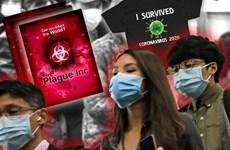 """Trò chơi điện tử về virus corona """"gây sốt"""" cộng đồng mạng"""