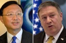 Giới chức Mỹ, Trung điện đàm về dịch viêm phổi do virus corona
