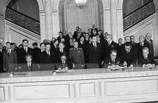Hình ảnh 70 năm Ngày thiết lập quan hệ ngoại giao Việt Nam-LB Nga