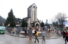 Ảnh hưởng dịch nCoV: Lượng khách quốc tế đến Lào Cai dịp Tết giảm mạnh