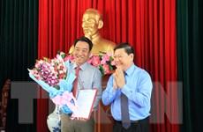 Ông Lữ Quang Ngời giữ chức Phó Bí thư Tỉnh ủy Vĩnh Long